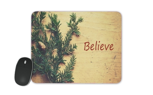 Believe for Mousepad