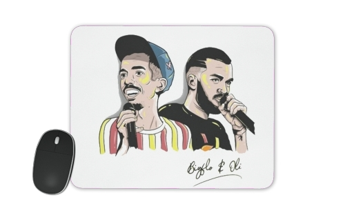Bigflo et Oli for Mousepad