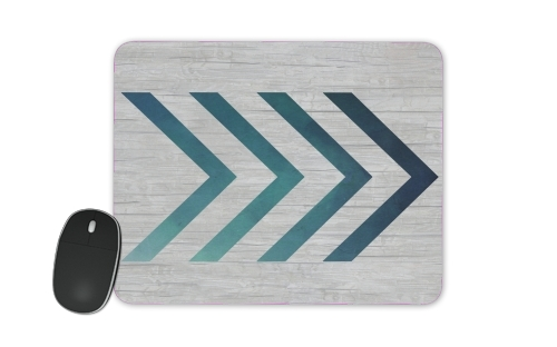 Blue Arrow  for Mousepad
