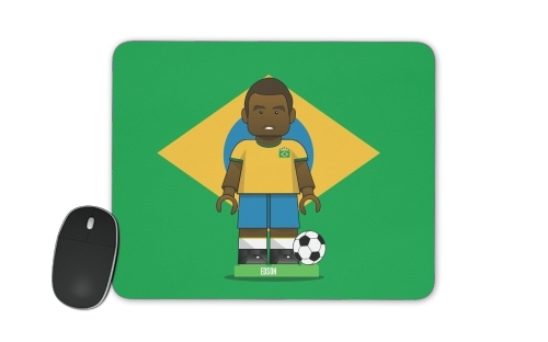Bricks Collection: Brasil Edson for Mousepad