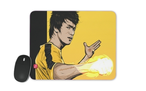 Bruce The Path of the Dragon for Mousepad