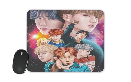 BTS DNA FanArt for Mousepad