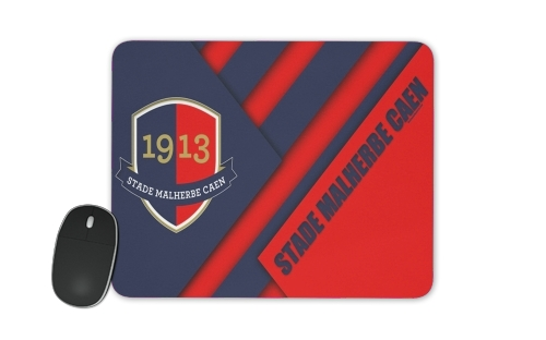 Caen Football Shirt for Mousepad