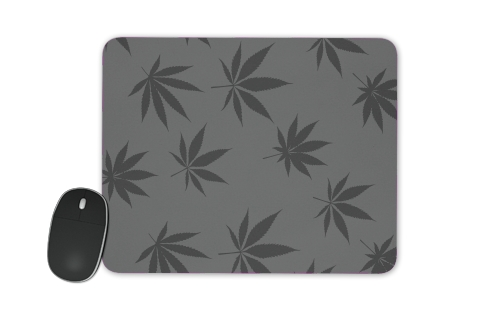 Cannabis Leaf Pattern for Mousepad
