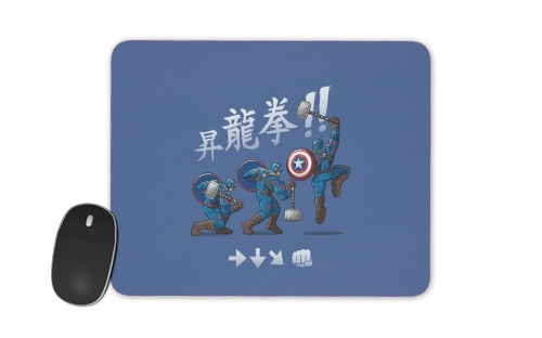 Captain America - Thor Hammer for Mousepad