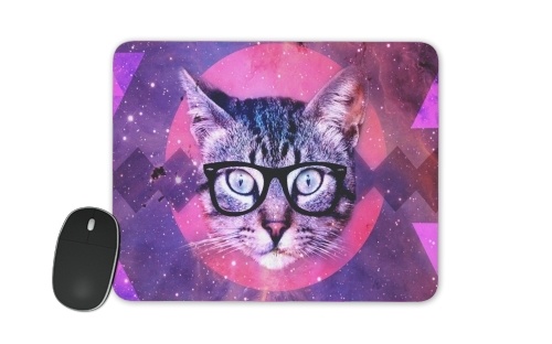 Cat Hipster for Mousepad