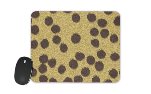 Cheetah Fur for Mousepad