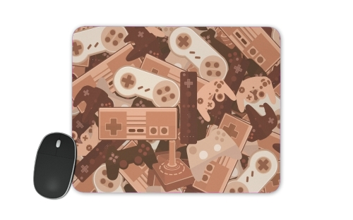 Chocolate Gamers for Mousepad