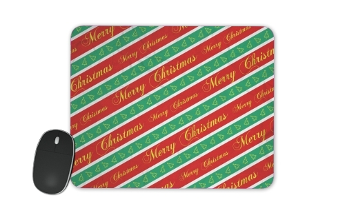 Christmas Wrapping Paper for Mousepad