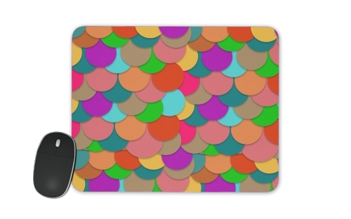 Circles Multicolor for Mousepad
