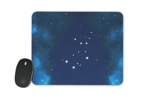 Constellations of the Zodiac: Virgo for Mousepad