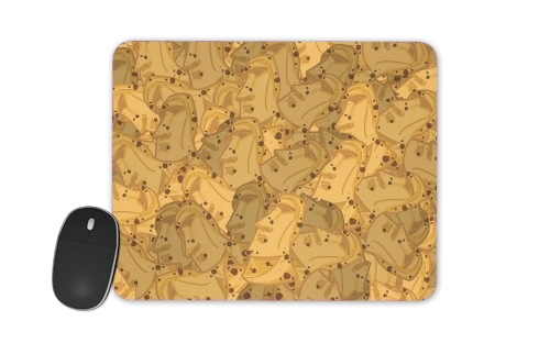 Cookie Moai for Mousepad