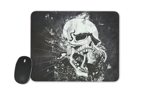 Dark Gothic Skull for Mousepad