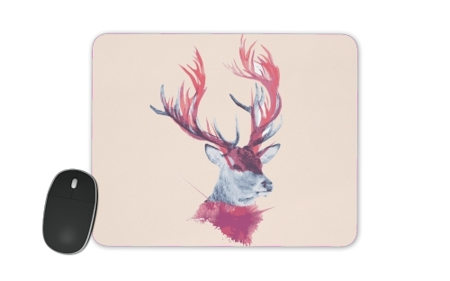 Deer paint for Mousepad