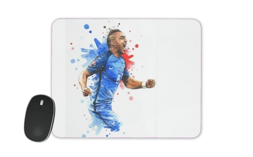 Dimitri Payet Fan Art France Team  for Mousepad