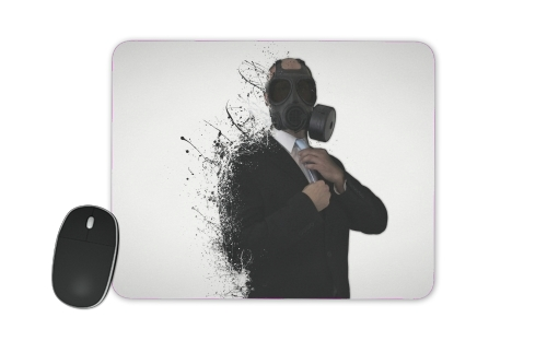 Dissolution Of Man for Mousepad