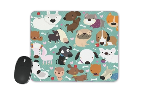 Dogs for Mousepad