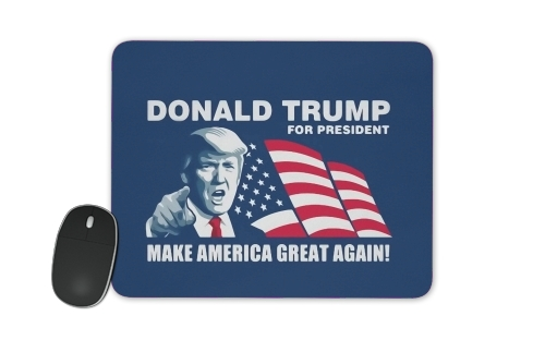 Donald Trump Make America Great Again for Mousepad
