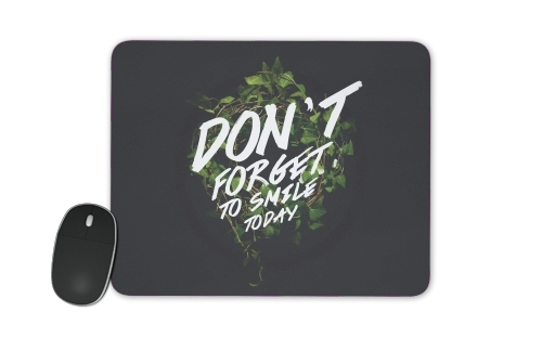 Don't forget it!  for Mousepad