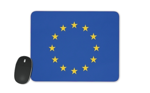 Europeen Flag for Mousepad