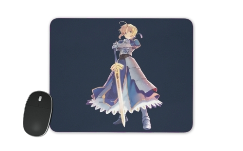 Fate Zero Fate stay Night Saber King Of Knights for Mousepad
