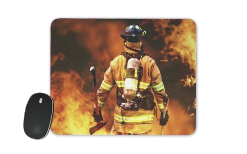Firefighter for Mousepad