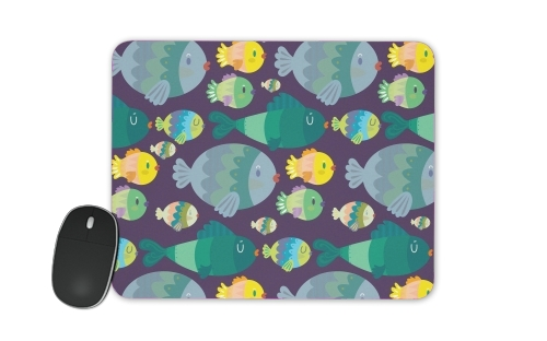 Fish pattern for Mousepad