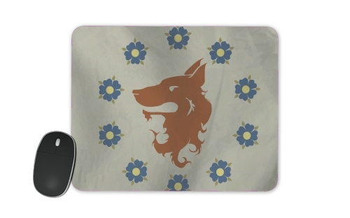 Flag House Florent for Mousepad