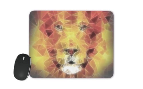 fractal lion for Mousepad