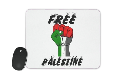 Free Palestine for Mousepad
