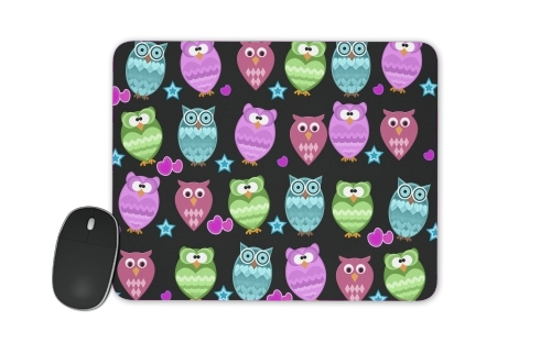 funky owls for Mousepad