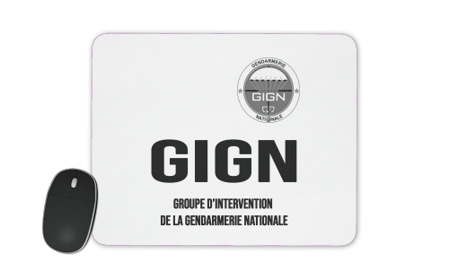 GIGN groupe dIntervention de la gendarmerie Classic for Mousepad