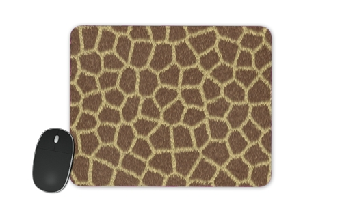 Giraffe Fur for Mousepad