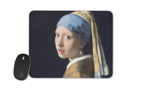 Girl with a Pearl Earring for Mousepad