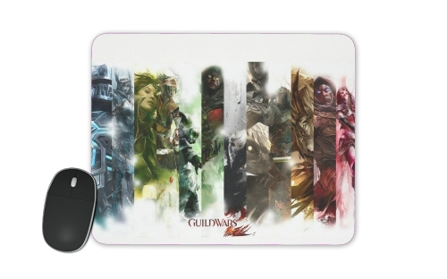 Guild Wars 2 All classes art for Mousepad