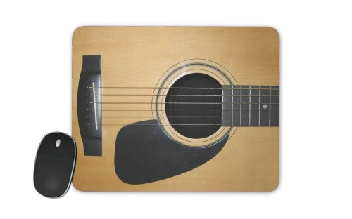 Guitar for Mousepad