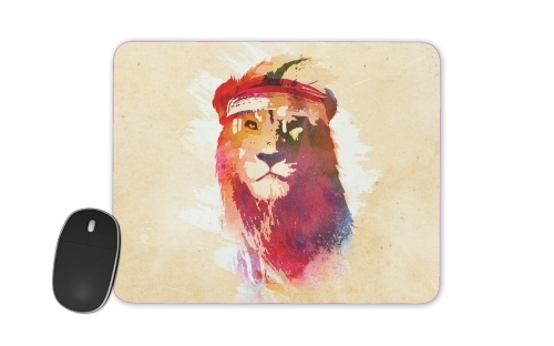 Gym Lion for Mousepad