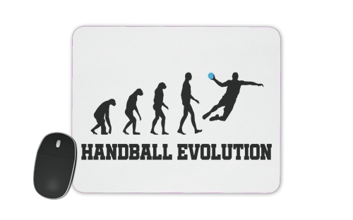 Handball Evolution for Mousepad