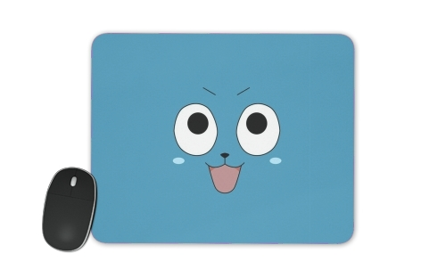 Happy Fairy Tail FaceArt for Mousepad