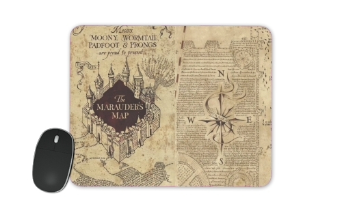 Marauder Map for Mousepad