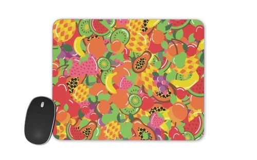 Healthy Food: Fruits and Vegetables V1 for Mousepad