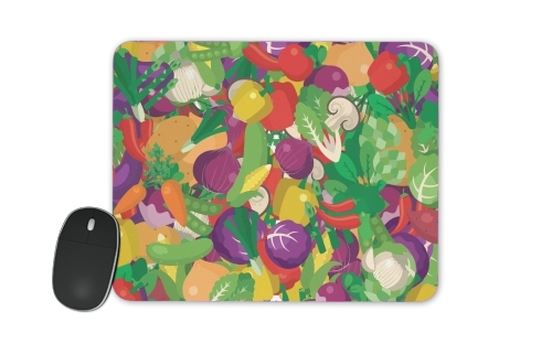 Healthy Food: Fruits and Vegetables V3 for Mousepad