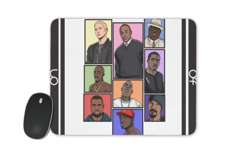 Hip Hop Legends for Mousepad