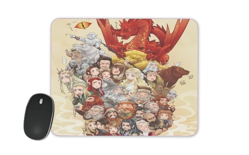 Hobbit The journey for Mousepad