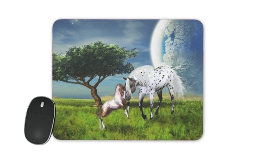 Horses Love Forever for Mousepad