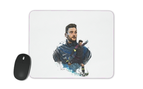 Hugo LLoris for Mousepad