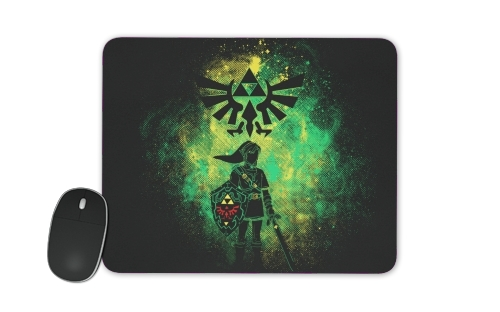 Hyrule Art for Mousepad