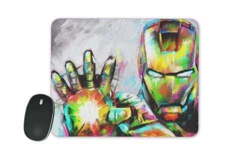 I am The Iron Man for Mousepad
