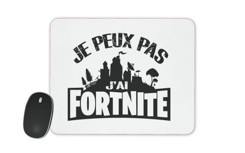 I cant i have Fortnite for Mousepad