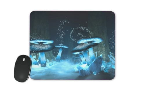 Ice Fairytale World for Mousepad